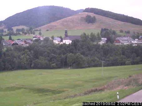 Bernau/Hofeck/Köpfle webcam at 2pm yesterday