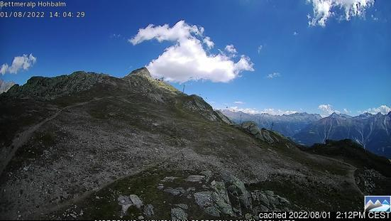 Webcam de Bettmeralp - Aletsch à midi aujourd'hui