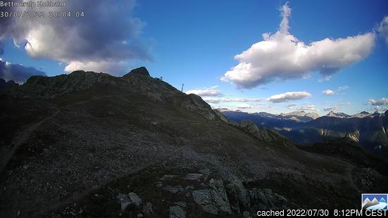 Live webcam per Bettmeralp - Aletsch se disponibile