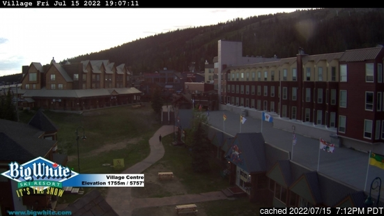 Webcam en vivo para Big White