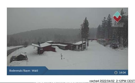 Bodenmais Silberberg Webcam Zeigt Derzeitige Schneebedingungen