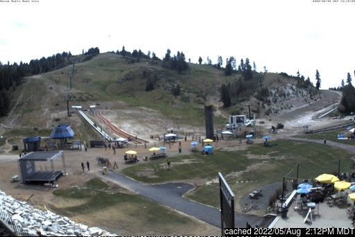 Bogus Basin webcam at 2pm yesterday