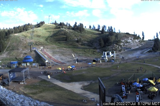 Live Webcam für Bogus Basin