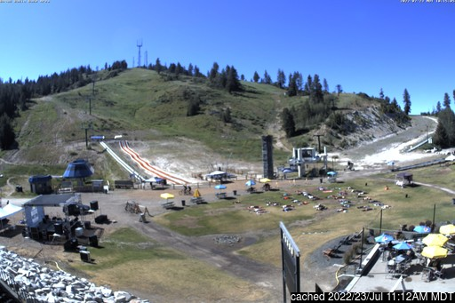 Webcam Live pour Bogus Basin