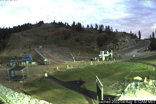 Live Snow webcam for Bogus Basin