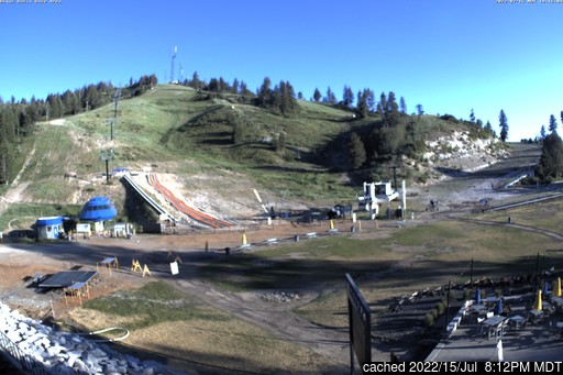 Webcam en vivo para Bogus Basin
