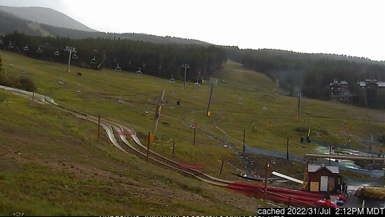 Breckenridge webcam at 2pm yesterday