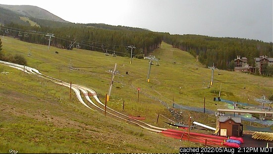 Webcam de Breckenridge à 14h hier