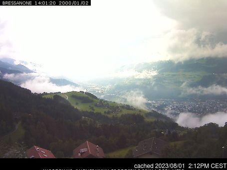 Webcam de Plose Brixen a las 2 de la tarde ayer