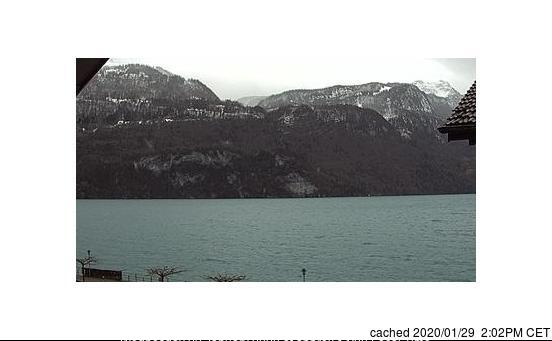 Webcam de Brienz - Axalp à 14h hier