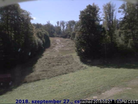 Webcam de Bánkút à midi aujourd'hui