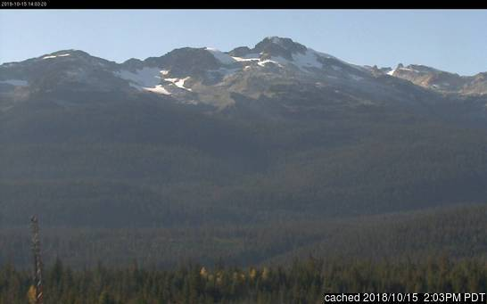 Ski Callaghan webcam at 2pm yesterday