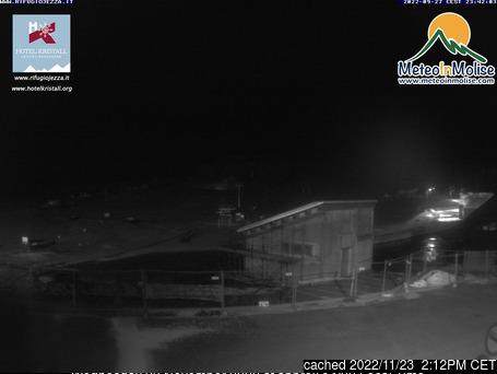 dün saat 14:00'te Campitello Matese'deki webcam