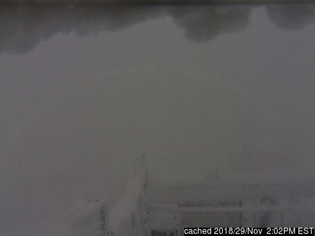 Cannon Mountain webcam at 2pm yesterday