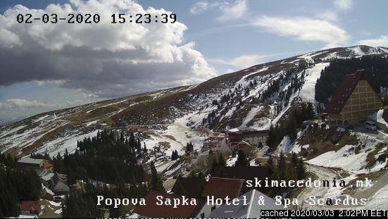 Webcam de Cedars a las doce hoy