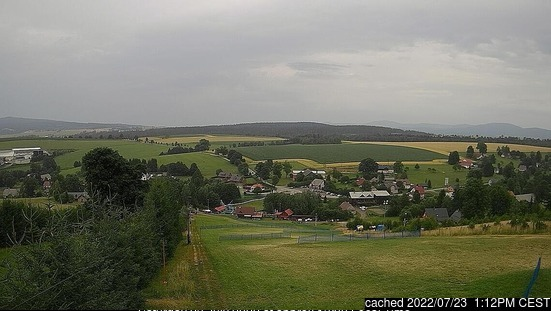 České Petrovice webcam at lunchtime today