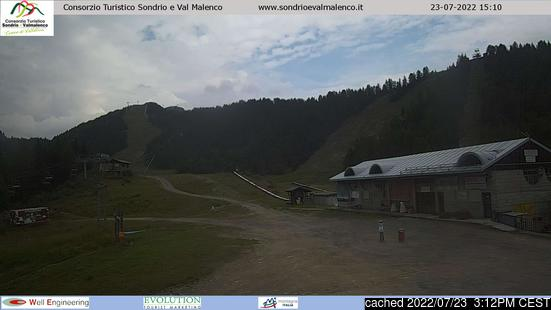 Live webcam per Chiesa se disponibile