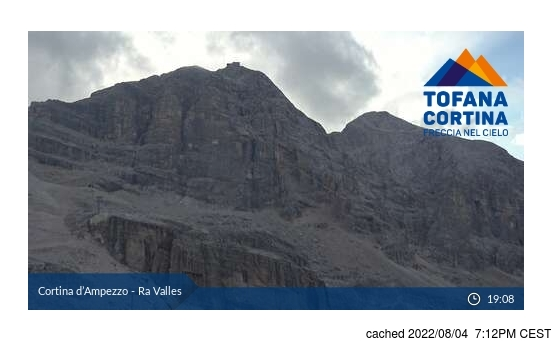 Live Webcam für Cortina