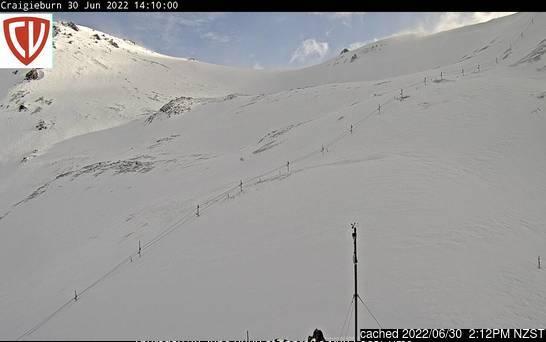 Craigieburn Webcam gestern um 14.00Uhr