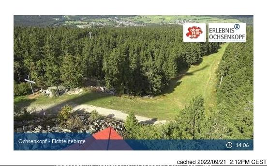 webcam schneeberg fichtelgebirge