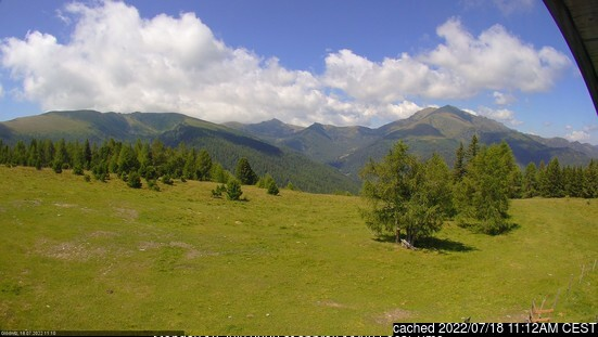 Flattnitz webcam at lunchtime today