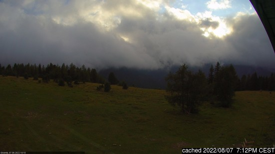 Live webcam per Flattnitz se disponibile