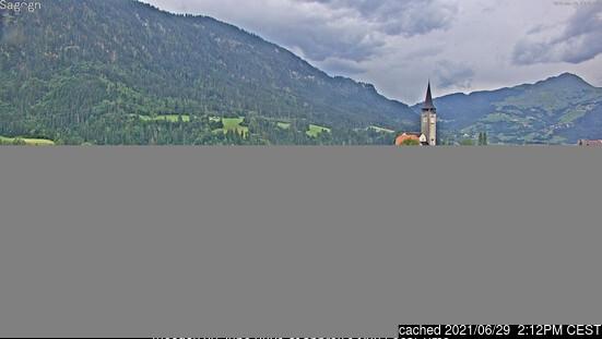 Webcam de Flims Laax Falera à 14h hier