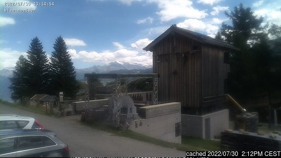 Jeizinen webcam at 2pm yesterday