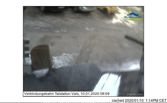 Gitschberg-Jochtal webkamera v době oběda