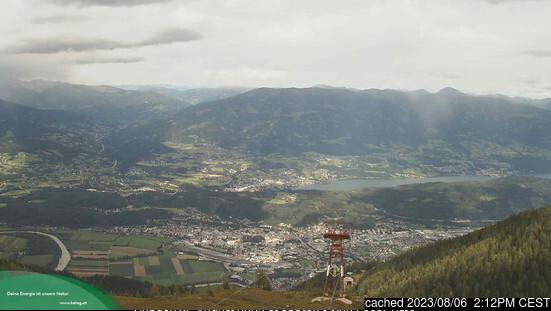Webcam de Goldeck a las 2 de la tarde ayer