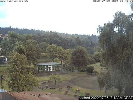 Live Snow webcam for Hahnenklee