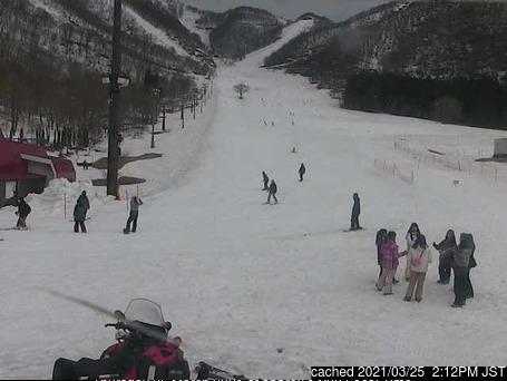 Webcam de Hakuba Cortina Kokusai a las doce hoy