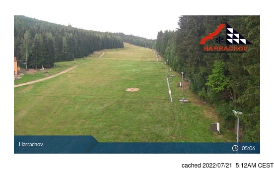 Live Webcam für Harrachov