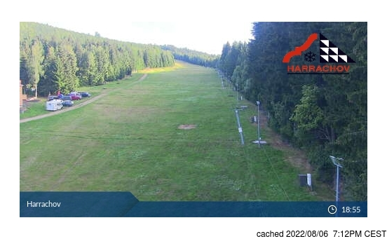 Live webcam per Harrachov se disponibile