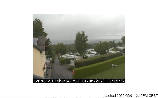 dün saat 14:00'te Hellenthal/Skiarena Weisser Stein'deki webcam