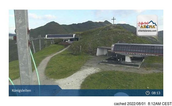Live Snow webcam for Hochzillertal-Kaltenbach