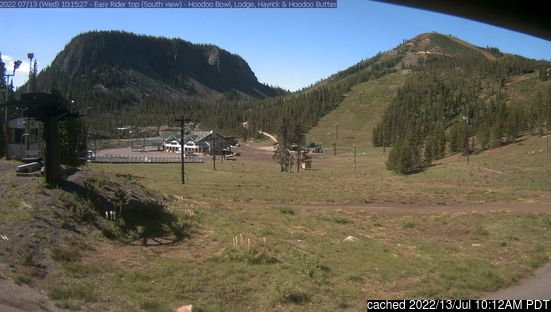 Webcam Live pour Hoodoo Ski Area
