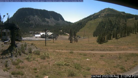Webcam en vivo para Hoodoo Ski Area