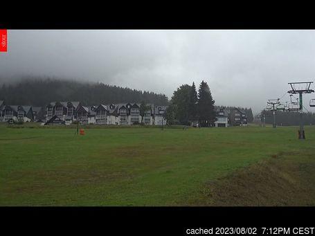 Horní Mísečky - Medvědín için canlı kar webcam