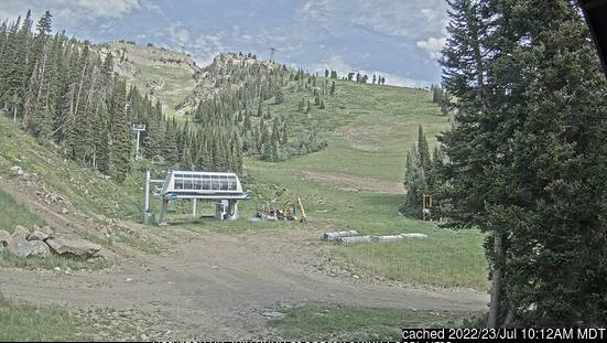 Jackson Hole webcam at 2pm yesterday