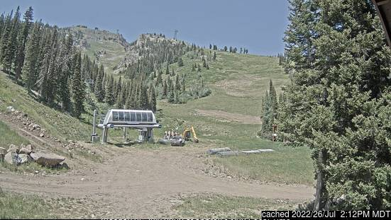 Webcam de Jackson Hole à 14h hier