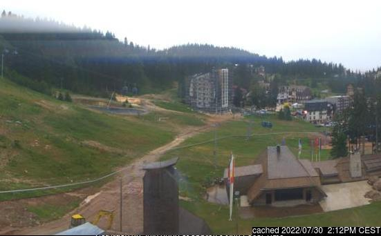 Jahorina webcam at lunchtime today