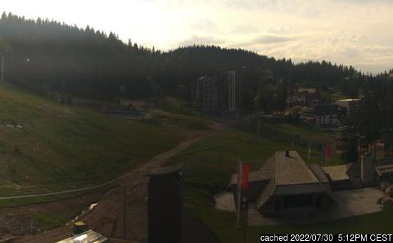 Live Snow webcam for Jahorina
