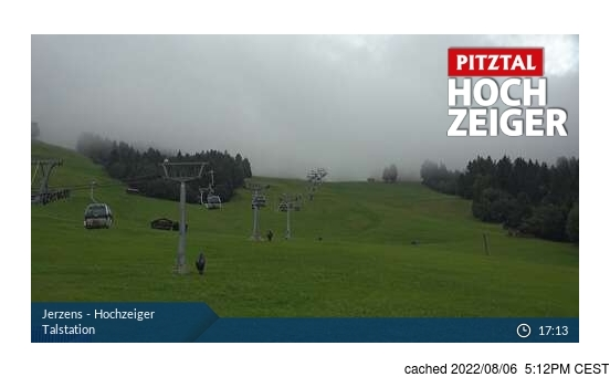 Live webcam per Jerzens se disponibile