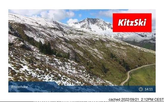 Webcam de Jochberg/Pass Thurn à midi aujourd'hui