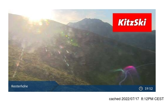 Webcam Live pour Jochberg/Pass Thurn
