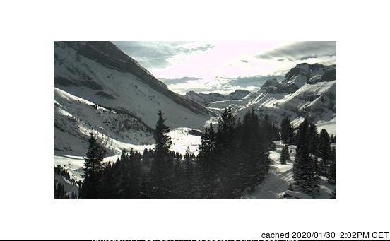 Webcam de Kandersteg a las doce hoy