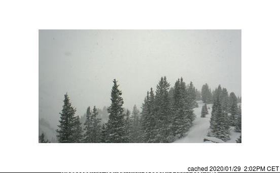Kandersteg Webcam gestern um 14.00Uhr