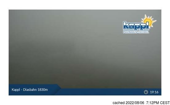 Live webcam per Kappl se disponibile