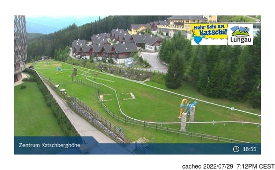 Live webcam per Katschberg-Aineck se disponibile